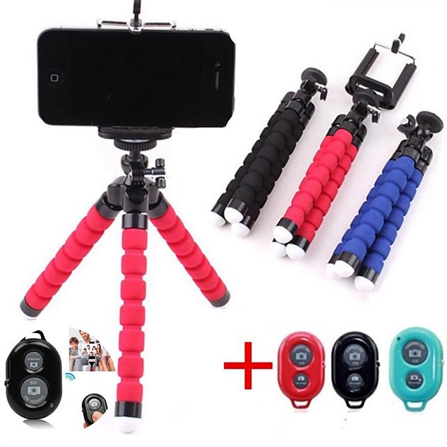 Selfie-stang Bluetooth Forlængbar Max længde 10 cm Til Universal Android / iOS