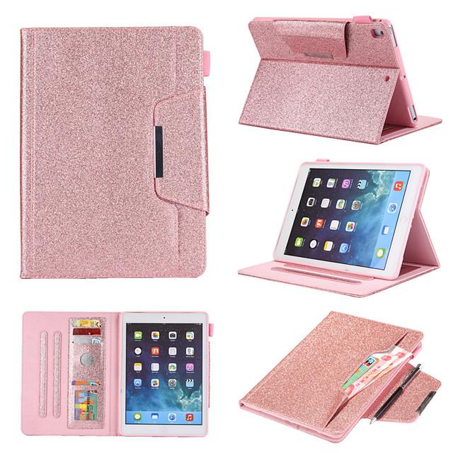 telefono Custodia Per Apple Integrale iPad 10.2''(2019) iPad Pro 10.5 iPad air3 10.5 '2019 Rotazione a 360° Resistente agli urti A calamita Tinta unita pelle sintetica TPU