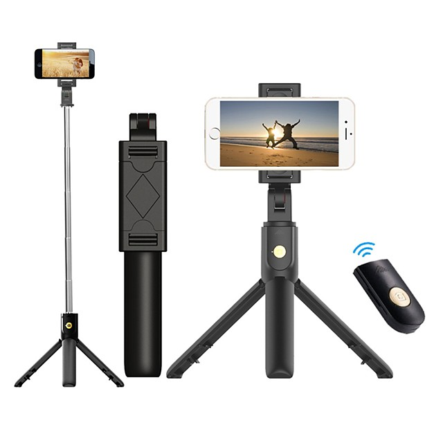 k07 bluetooth selfie stick otturatore wireless bluetooth 4.0 telefono cellulare autoscatto artefatto per iphone samsung huawei xiaomi