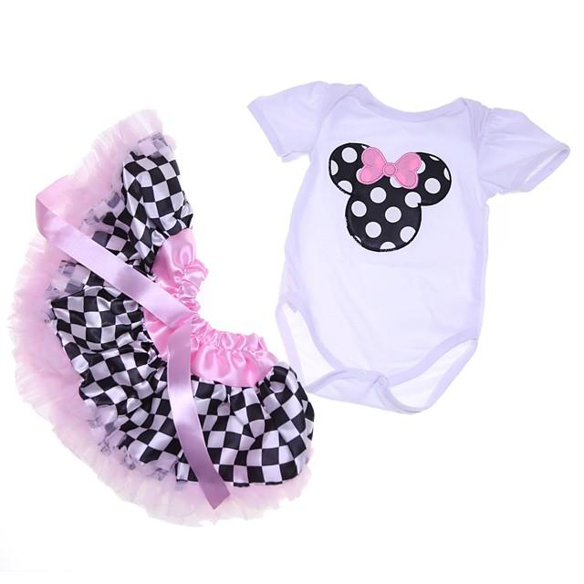 Vêtements de poupées Reborn Baby Accessoires de poupée Reborn Tissu en Coton pour poupée Reborn de 22 à 24 pouces Poupée Reborn Non Incluse Souris Doux Pur fait main Fille 2 pcs