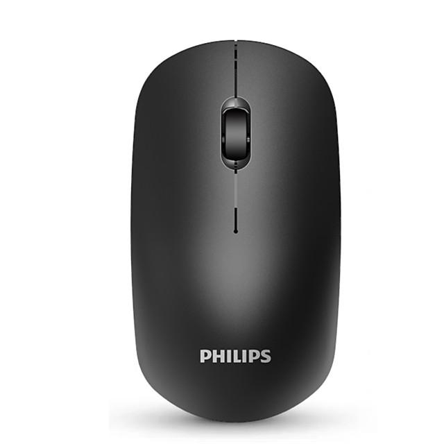 פיליפס m315 עכבר לייזר 2.4 גרם אלחוטי למשרד עם 1600 dpi למחשב נייד למחשב