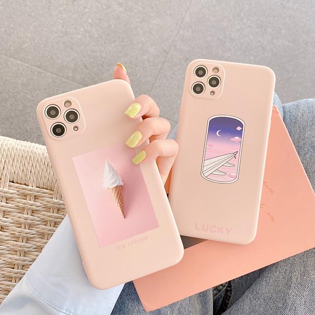 case for apple iphone 7 7p iphone 8 8p iphone x iphone xs xr xs max iphone 11 11 pro 11 pro max se wzór tylna pokrywa silikon