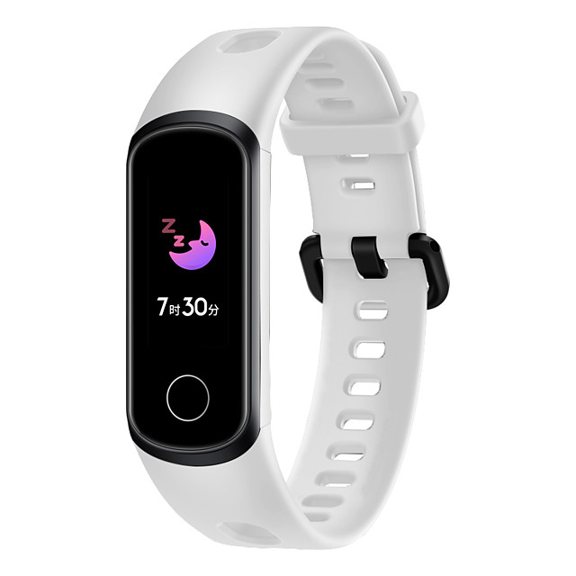 huawei honor 5i huawei sport band / classic buckle silicone wrist strap original watch strap 시계 밴드