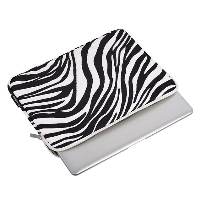 Housse pour ordinateur portable polyuréthane PU cuir couleur unie unisexe antichoc 11,6 12 13,3 14 15 pouces