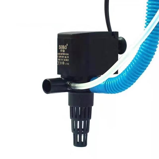 Acuarios Pecera Bombas de aire Bombas de agua Filtros Aspiradora Ajustable Silencioso El plastico 1 juego 220-240 V / # / #