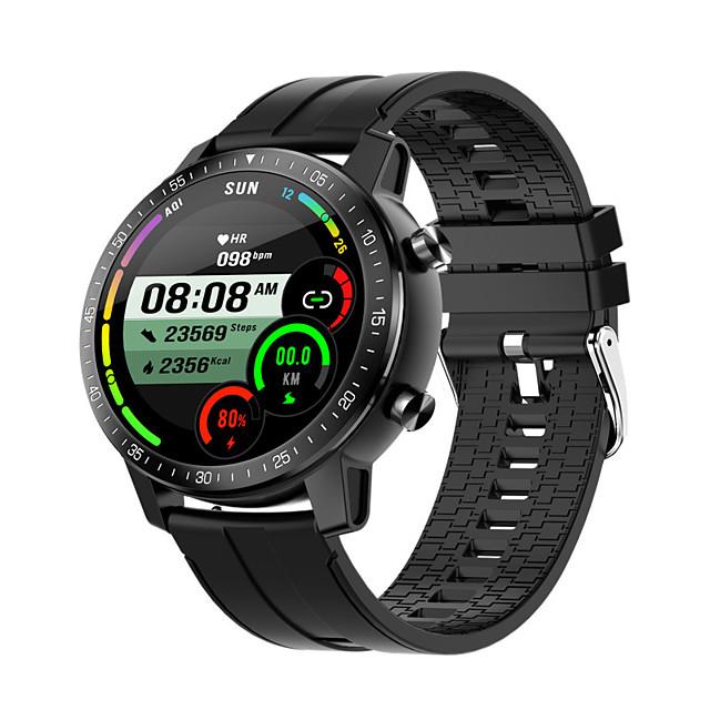 S30 Unisex Uita-te inteligent Bluetooth Monitor Ritm Cardiac Măsurare Tensiune Arterială Sporturi Calorii Arse Standby Lung Cronometru Pedometru Reamintire Apel Sleeptracker Memento sedentar