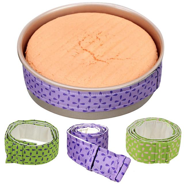 coacă chiar fâșie curea de tort curele de pană coace chiar și umiditate tort de decorare instrument de copt foaie de copt pentru a proteja instrumentul de bandare