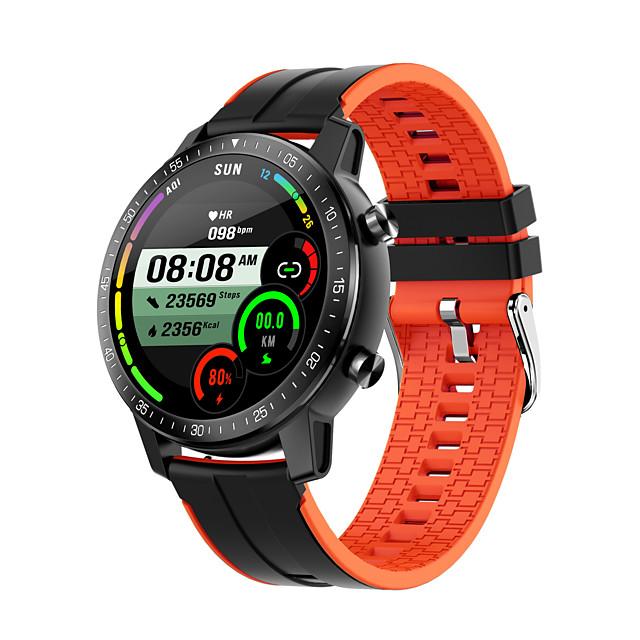 fitnesstracker met groot ultra-retina-scherm superslank metalen behuizing smart watch test bloeddruk zuurstof direct niet nodig verbinding maken met de mobileactivity tracker waterprrof oproep en