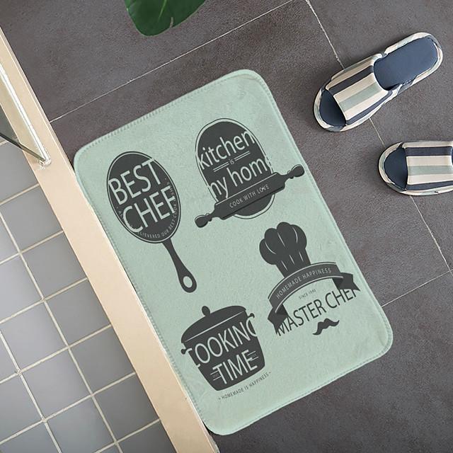 creatieve 3d printing keukengerei veld hal tapijt en tapijten voor slaapkamer woonkamer tapijt keuken badkamer antislip vloermatten