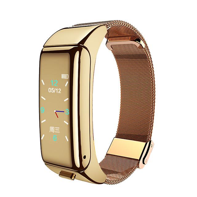 Ckyrin W1 B חכמים שעונים Blootooth עמיד במים מסך מגע מוניטור קצב לב ECG + PPG טיימר שעון עצר מארז שעון 18 מ