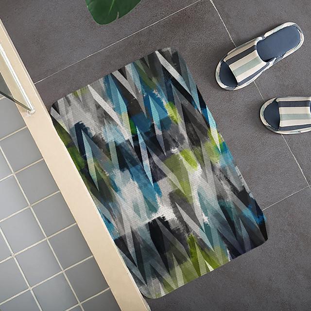 creatieve 3d printing veelkleurige vloer veld gang tapijt en tapijten voor slaapkamer woonkamer tapijt keuken badkamer antislip vloermatten