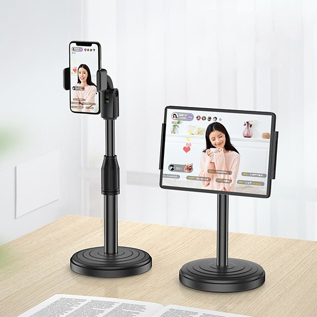выдвижная многофункциональная подставка для мобильного телефона для прямой трансляции настольный зажим для стола настольный держатель для сотового телефона