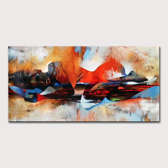 mintura® velká velikost ručně malované abstraktní spící buddha krajina olejomalba na plátně moderní pop art plakáty zeď obrázek pro domácí dekorace bez rámečku