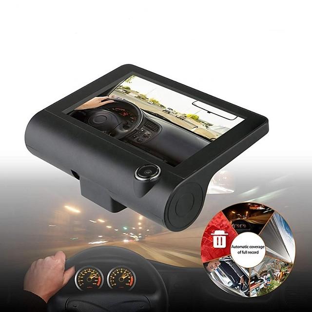 1080p Nuovo design / Avvia la registrazione automatica Automobile DVR 170 Gradi Angolo ampio 4 pollice TFT / LTPS / LCD Dash Cam con Visione notturna / G-Sensor / Registratore Registratore per auto