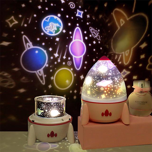 Lampe Projecteur Etoile Galaxie K-1055 Projecteur de ciel étoilé Cadeau Intérieur Chambre Plusieurs Couleurs