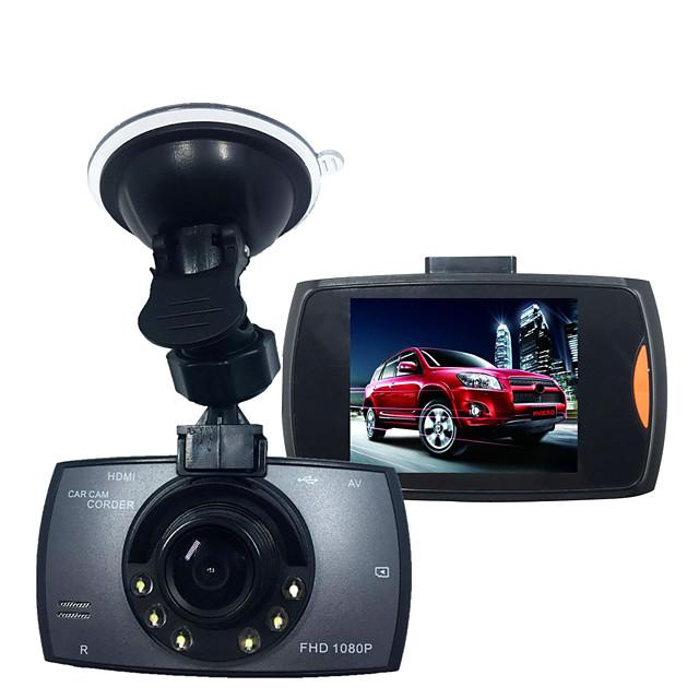 Full HD 2.7 LCD 1080P оригинальный автомобильный видеорегистратор G30, видеорегистратор, камера ночного видения, автомобильный регистратор даты, тахограф, мини 500 мега