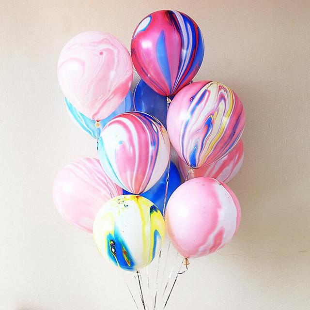 Feest ballonnen 100 pcs Regenboog Feest benodigdheden Latex ballonnen Jongens en meisjes Feest Decoratie 10 Inch voor feestartikelen benodigdheden of woondecoratie