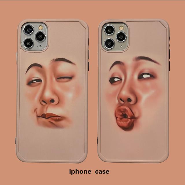 estuche para apple iphone 11 a prueba de golpes / a prueba de polvo / con soporte contraportada flor tpu para estuche iphone 11 pro / 11 pro max / 7/8 / 7p / 8p / se 2020 / x / xs / xs max / xr