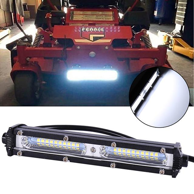 1 buc auto 7 inch 60w ultra subțire lumină bară de lucru bar SUV ATV off road inundare fascicul utv inundații mașină de lucru lampă de lumină 3030 led