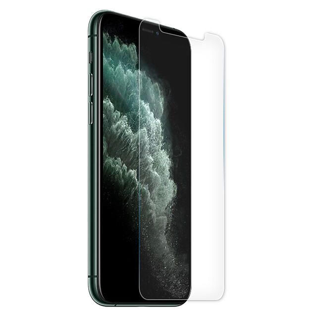 apple screen protector iphone 11 9h hardheid front screen protector 1 stuk gehard glas voor iphone 12/11 pro max / xs max / xr