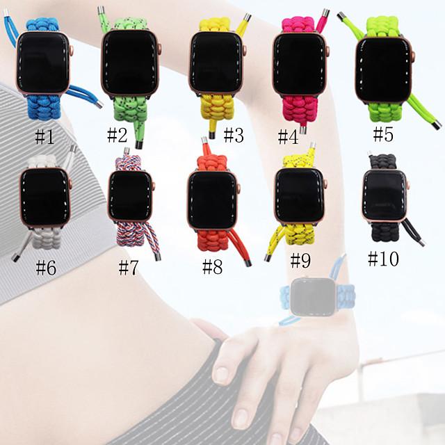 ремешок для часов для apple watch series 5/4/3/2/1 apple diy tools тканевый ремешок на запястье
