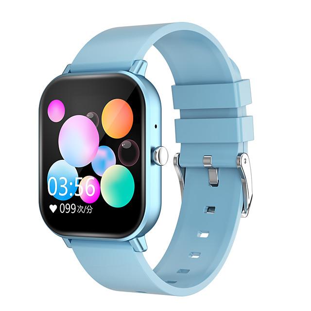 696 SB-V6 Unisex Smart horloge Slimme polsbandjes Bluetooth Hartslagmeter Sportief Handsfree bellen Thermometer Berichtenbediening Stopwatch Gespreksherinnering Activiteitentracker Slaaptracker Zoek