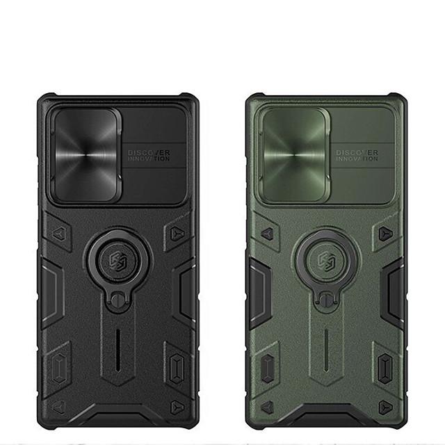 samsung galaxy note 20 ultra metal push window защитный чехол для телефона note20 четырехугольный чехол с защитой от падения с кольцевым кронштейном