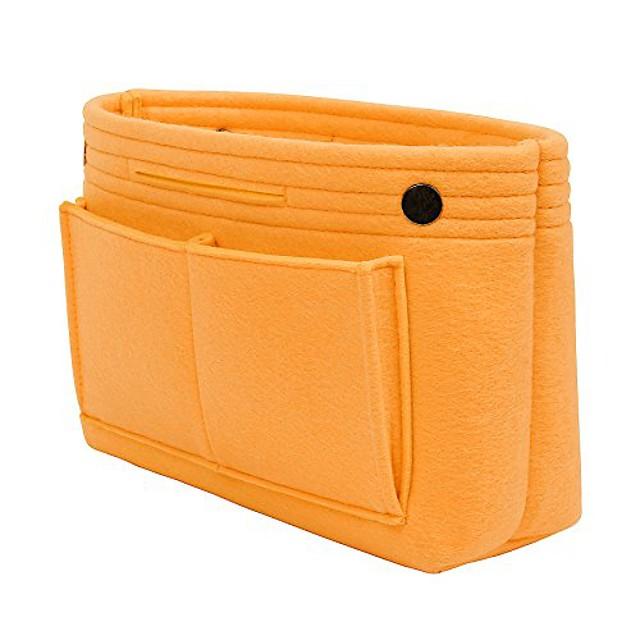 torbica organizator torba u vrećici kozmetički spremišta organizatori šminke filca organizator spremnika torba za pohranu organizator home girl torbica narančasta