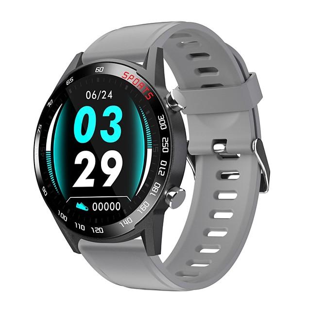 F23L Unisexe Montre Connectée Bluetooth Moniteur de Fréquence Cardiaque Mesure de la pression sanguine Sportif Calories brulées Santé Podomètre Rappel d'Appel Moniteur de Sommeil Rappel sédentaire