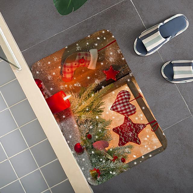 Badkamer Badmatten Creatief Absorberend vloerkleed Koraal Velve Nieuw ontwerp