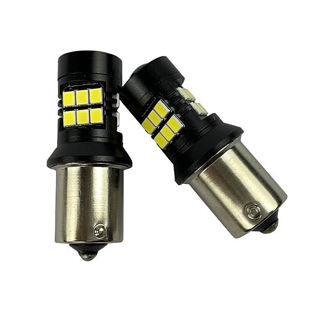 OTOLAMPARA Automatique LED Voiture Canbus Light Ampoules électriques 1680 lm SMD 3030 21 W 21 Pour Mitsubishi / Hyundai diamant / Mirage / Santa Fe 2018 / 2004 / 2016 2 pièces