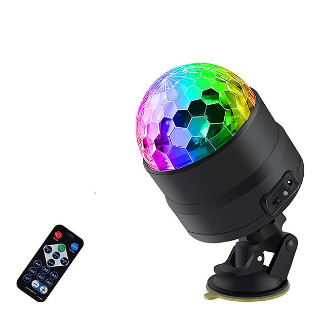 Projecteur Lumière Eclairages de Scène Q1 Télécommandé Télécommande Projecteur de lumière laser Soirée Mariage Cadeau Plusieurs Couleurs