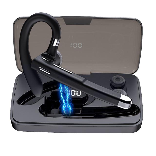 1898 9 Handsfree telefoon rijden Headset Bluetooth 5.0 Stereo met microfoon Met volumeregeling voor Apple Samsung Huawei Xiaomi MI Auto motorfiets