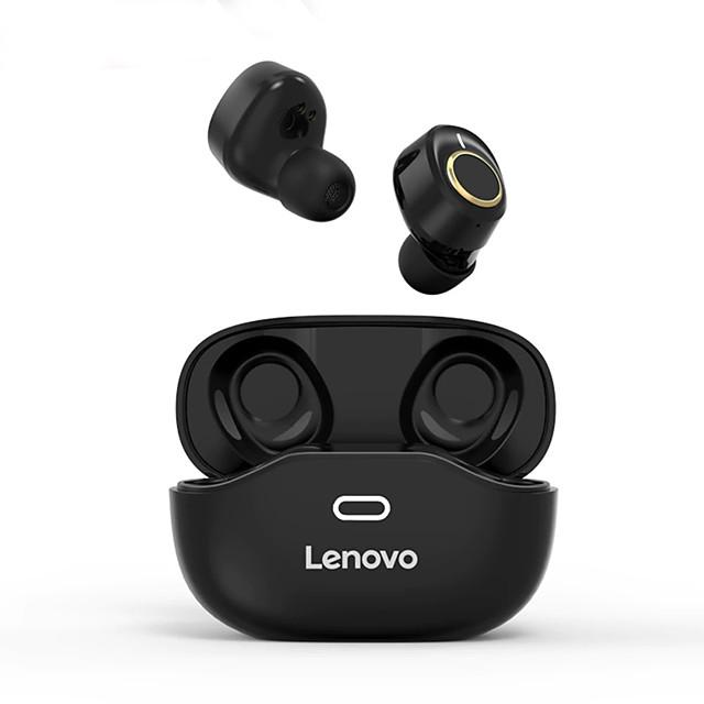 Lenovo Lenovo X18 Auricolari wireless Cuffie TWS Bluetooth5.0 Stereo Accoppiamento automatico Controllo touch intelligente per Apple Samsung Huawei Xiaomi MI Sport Fitness Guida Cellulare Auricolari