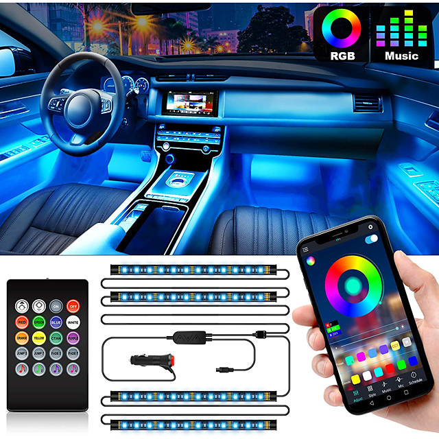 Auto LED Stroboscopico Lampadine 0.5 W 48 Per Universali Tutti i modelli Tutti gli anni 1 pz