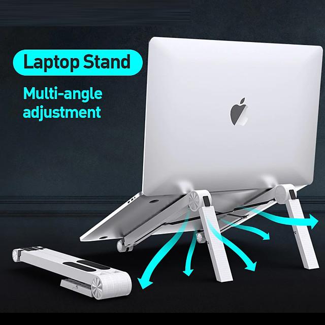 lagano postolje za hlađenje prijenosnog računala plastično okomito postolje za prijenosno računalo nosač držača za tablete držač prijenosnog računala za macbook2020