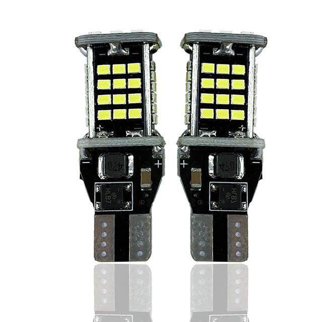 OTOLAMPARA Automatique LED Voiture Canbus Light Ampoules électriques 1600 lm SMD 1210 20 W 20 Pour Volkswagen / Toyota / Subaru bleu azur / RX-8 / HHR 2018 / 2007 / 2008 2 pièces