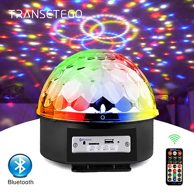 Lampe Projecteur Etoile Galaxie Télécommande Mode activé par la voix Projecteur LED rotatif Soirée Mariage Cadeau Plusieurs Couleurs