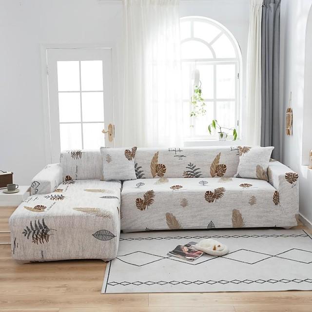 Sofahoes Geometrisch / Klassiek / Modern Garengeverfd Polyester Hoezen