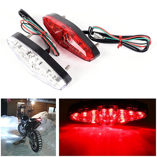 Motocicletta / Auto LED Fanale posteriore Lampadine 3 W Per Moto / Universali Tutti gli anni 2 pezzi