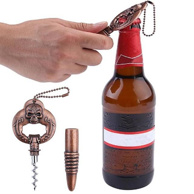 üvegnyitó speciálisan tervezett króm dugóhúzó nyitók 1db bor kiegészítők barware