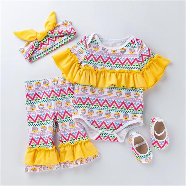 Vêtements de poupées bébé Reborn Accessoires pour poupées Reborn Tissus pour poupée Reborn 20-22 pouces Ne pas inclure la poupée Reborn Doux Pur fait main Fille 4 pcs