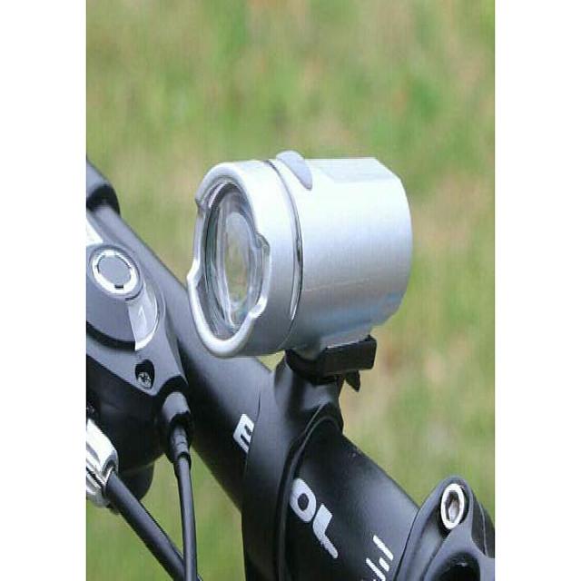 feux avant de vélo de vélo, lampes de poche rechargeables usb, vélos de montagne, lumières de conduite étanches à LED lumineuses