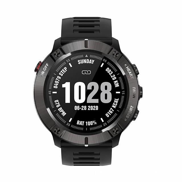 ساعة ذكية رياضية خارجية 2020 MC01 مراقب معدل ضربات القلب IP68 ساعة ذكية مقاومة للماء للرجال ساعة لياقة بعمر البطارية أفضل
