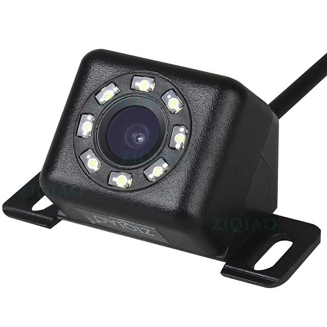 ziqiao автомобильная камера заднего вида универсальная водонепроницаемая камера ночного видения hd парковка резервная камера hs068