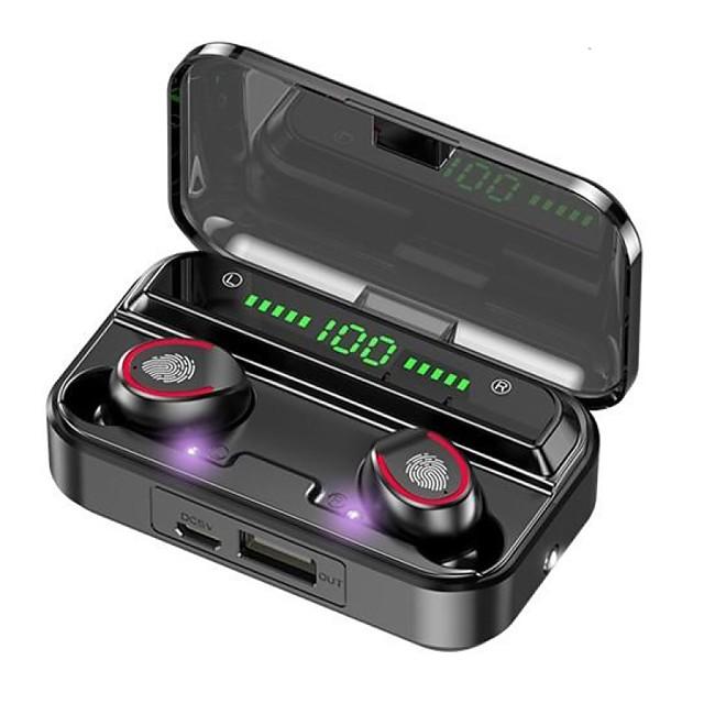 CIRCE V13 Auricolari wireless Cuffie TWS Bluetooth5.0 Stereo Con il controllo del volume Con la scatola di ricarica per Apple Samsung Huawei Xiaomi MI Cellulare