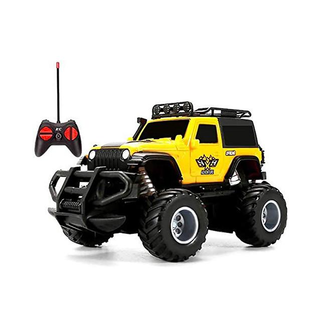 rc bil buggy (off-road) / monster truck titanfoot / racerbil 1:43 genopladelig / fjernbetjening / rc