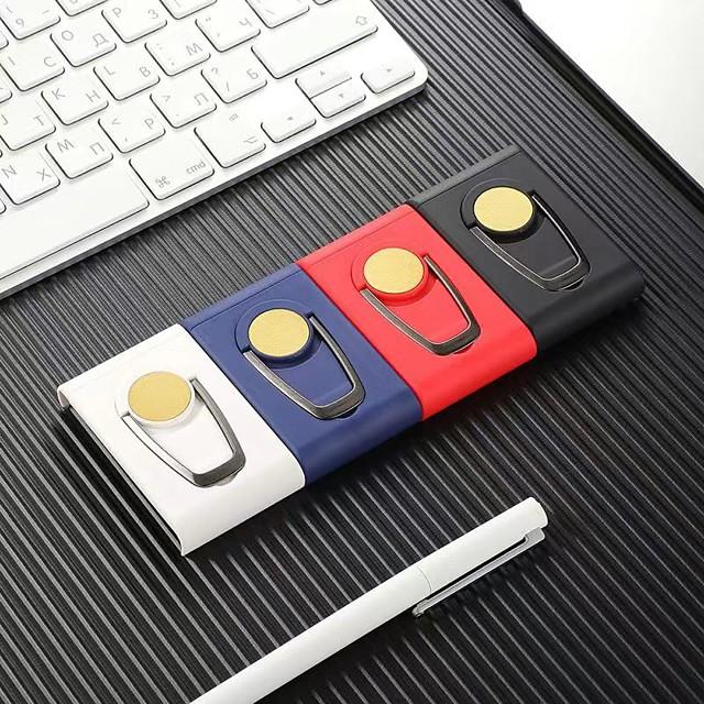 Telefon Tutucu Stand Montajı Yatak Büro Cep Telefonu Ayarlanabilir ayaklık 360° Dönüş Yerçekimi Tipi Ayarlanabilir 360 ° Dönme ABS Cep Telefonu Aksesuarları iPhone 12 11 Pro Xs Xs Max Xr X 8 Samsung