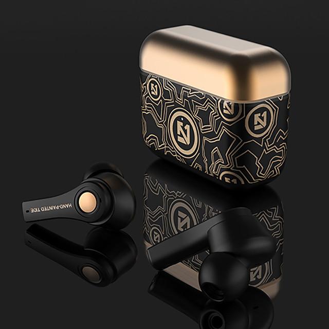 LITBest 36 Auricolari wireless Cuffie TWS Bluetooth5.0 Stereo Dotato di microfono Con il controllo del volume per Apple Samsung Huawei Xiaomi MI Sport Fitness