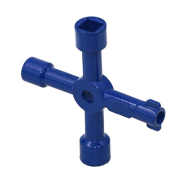 متعددة الوظائف خزانة التحكم الكهربائية مثلث مفتاح وجع المصعد عداد المياه صمام مربع ثقب المفتاح